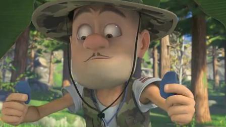 熊出没之光头强保卫小木屋动画视频