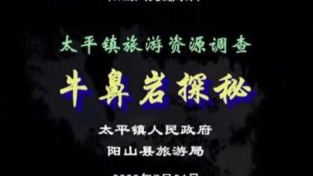 牛鼻岩探秘(白话)