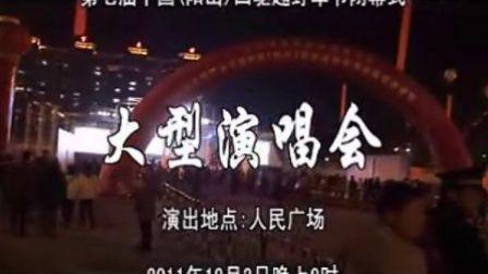 第七届中国(阳山)四驱越野车节大型演唱会