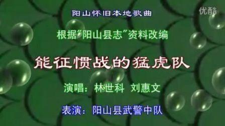 阳山怀旧本地歌曲《能征惯战的猛虎队》
