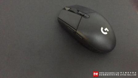 ╀ 帝亿电竞 ╁ 罗技G304无线鼠标拆解及微动更换视频教程