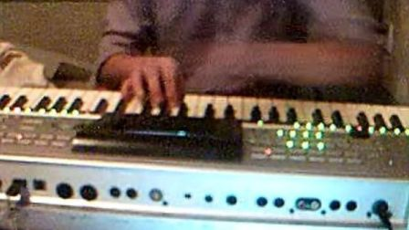 二泉吟-电子琴