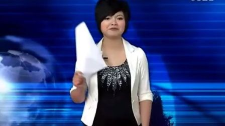 2012上湖南大众传媒学院校园电视台新闻部第一期成品
