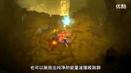 暗黑破坏神3武僧官方详细介绍中文版