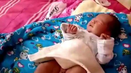 李承浩 出生二十六天20120323