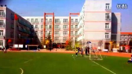 北京越野U11少年足球队战胜外国U11