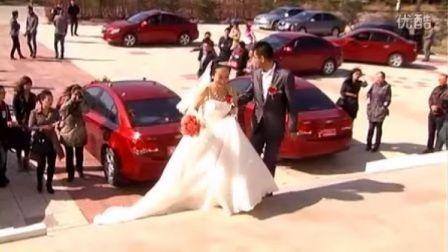 女儿教堂婚礼 1