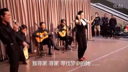 后会无期 farruca 香港文化中心20120623 (小蒋吉他)