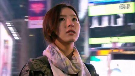 韩剧《时尚之王》第一集----李佳英刚到美国时候的插曲
