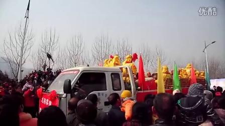 陕西丹凤县社火2011年1月16日