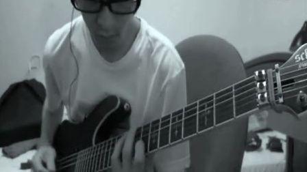 【翻弹】Periphery H Shores-Scarlet  Guitar Cover NO.23