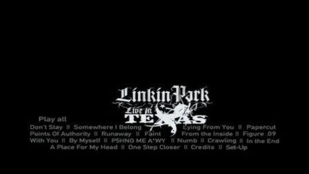 Linkin Park - Live In Texas 德州现场