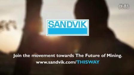 山特维克矿山公司宣传片2012