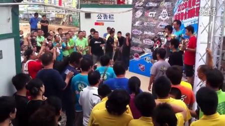 20121028两岸三地厂商杯A组颁奖庆祝TeamPM