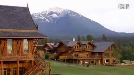 【全球奢华精品酒店】加拿大BC省Echo Valley温泉牧场