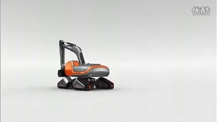 Doosan斗山未来概念挖掘机