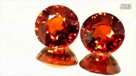 天然石榴石- 10克拉-圓形