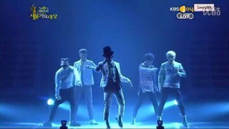 130131 Seoul Music Award BIGBANG-FANTASTIC BABY