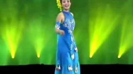 龚琳娜 《孔雀飞来》十年前的MV视频