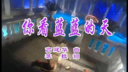 杨钰莹 - 你看蓝蓝的天 KTV