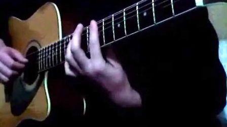 天空之城 久石让 吉他 独奏 指弹