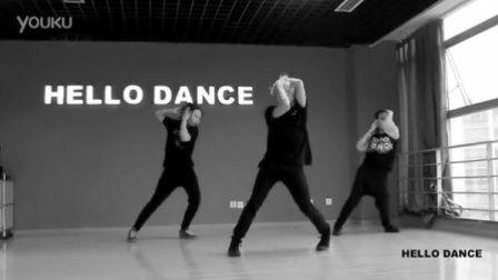 黄潇 成都HELLO DANCE -in the derk