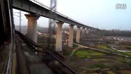 京九线15过九江长江大桥