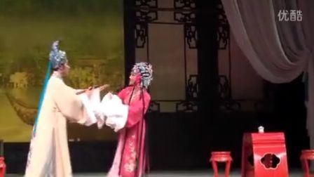 2012年绍百《盘夫》彩排,章青青·孙琴菲-0002