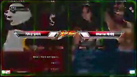 [韓国の鉄拳大会] 鉄拳ストライク  ジルサム vs Elfarran -2