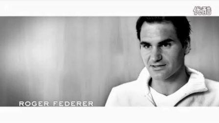 2013费德勒Rolex劳力士宣传片-是什么铸造温布敦冠军