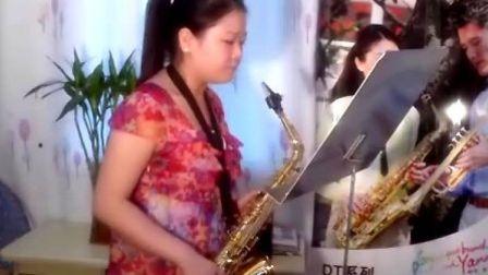 学生展示:萨克斯9级《c大调协奏曲》