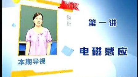 考试在线 高考易错题解析 物理辅导全10讲1-3 北京广渠门中学张庆红
