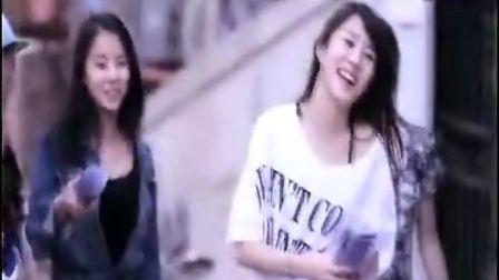 Girls day出道前预告片之李智仁(第4位成员)Ji In