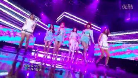 Girls day--不要忘记我 121103 MBC音乐中心 现场版