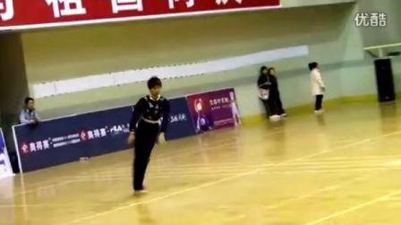 第一名自由滑及全能邓磊上海队MAH00923