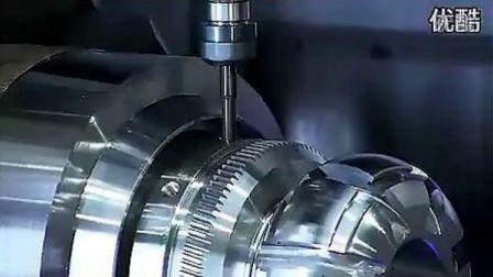 让一个学机械毕业生看了无法入睡的视频-CNC加工中心数控机床加