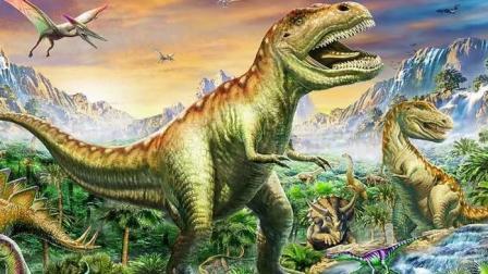 侏罗纪世界 恐龙世界 恐龙总动员之逃出恐龙岛动画