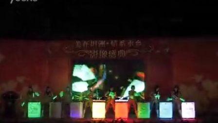 中国龙(水晶龙鼓)