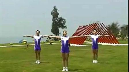 第二套全国中学生广播体操《时代在召唤》