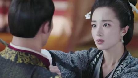 独孤天下: 宇文赟打了丽华, 伽罗替女儿出气要弑君!