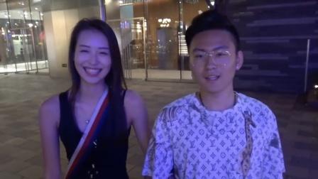 街头电灯泡:长发美女跟有理想富二代,交友app的故事