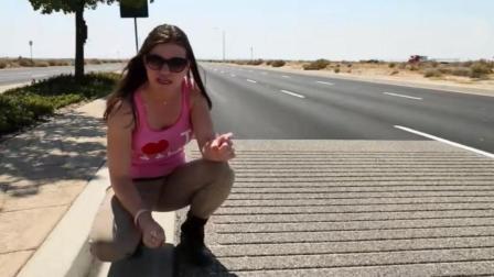 一条会唱歌的高速公路, 时速45公里, 会有惊喜发生!