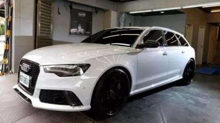 老外调制最亮白色车漆, 看完知道为什么都是白漆, 别人的更亮!