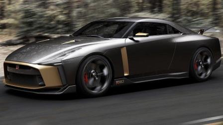 日产GTR硬是改成了法拉利, 也就只有意大利才能干出来!