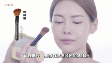 """国内著名化妆师春楠, 教你复制女明星""""素颜""""妆容!"""