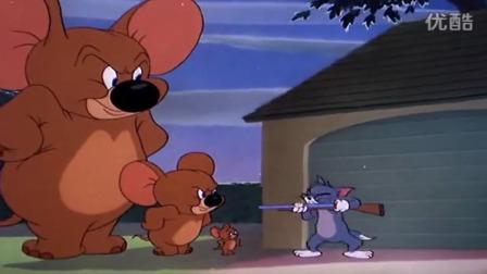 猫和老鼠:简直是猫生暴击,从没遇过这档子事,汤姆吓得狂奔!
