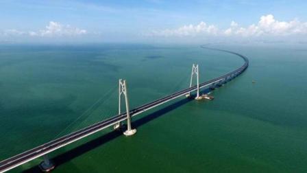 中国1300亿大桥历时9年建成! 荷兰: 那3千亿工程款又没讹上