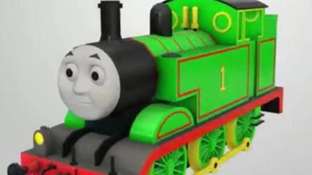 托马斯小火车和它的朋友们之托马斯与胖先生