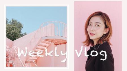 Weekly Vlog   跟我一起去拍摄   吃吃喝喝   日常闲聊