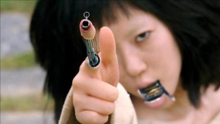 女孩拒食成瘾, 坚信自己是机器人! 媲美施瓦星格终结者的一部电影!